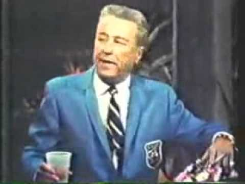 Johnny Carson and friends