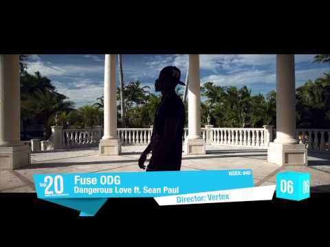 Top 20 Ghana Music Video Countdown - Week #40, 2014.