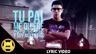 Kevin Martes 13 - Me Encantas Ft. Mala Lexe [Lyric Video]