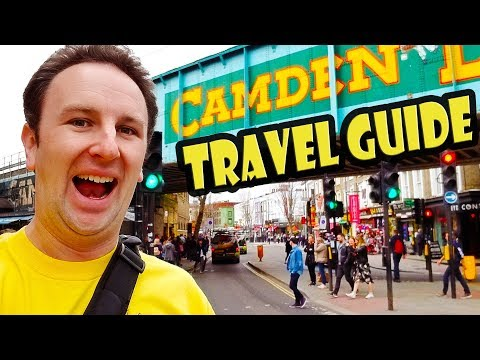Camden Market London Travel Guide
