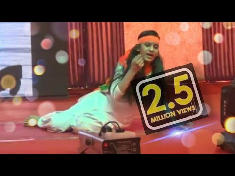 AYE MERE VATAN KE LOGO PATROITIC DANCE PERFORMANCE (Shree Om English Public School)