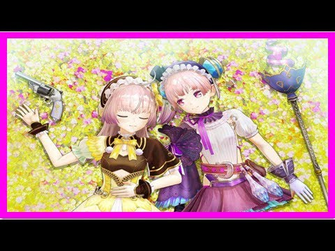 Breaking News | Atelier lydie & suelle's tgs 2017 gameplay video takes us into a painting world demo