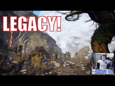 Predecessor - Gameplay Trailer REACTION and BREAKDOWN (Paragon 2)