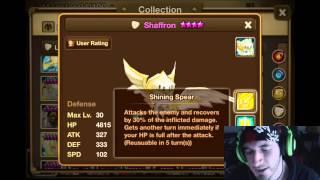 SUMMONERS WAR : Imp Champion Review and how to rune light dark fire water light dark