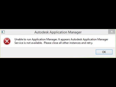 Como Corregir El Problema De Application Manager
