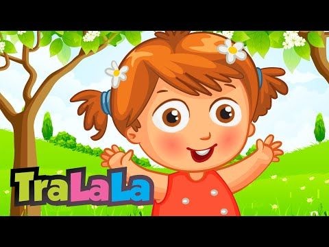 Cântec de primăvară - Cântece de primăvară pentru copii | TraLaLa
