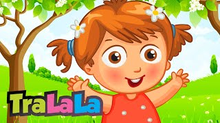 Repeat youtube video Cântec de primăvară -Cântece pentru copii | TraLaLa