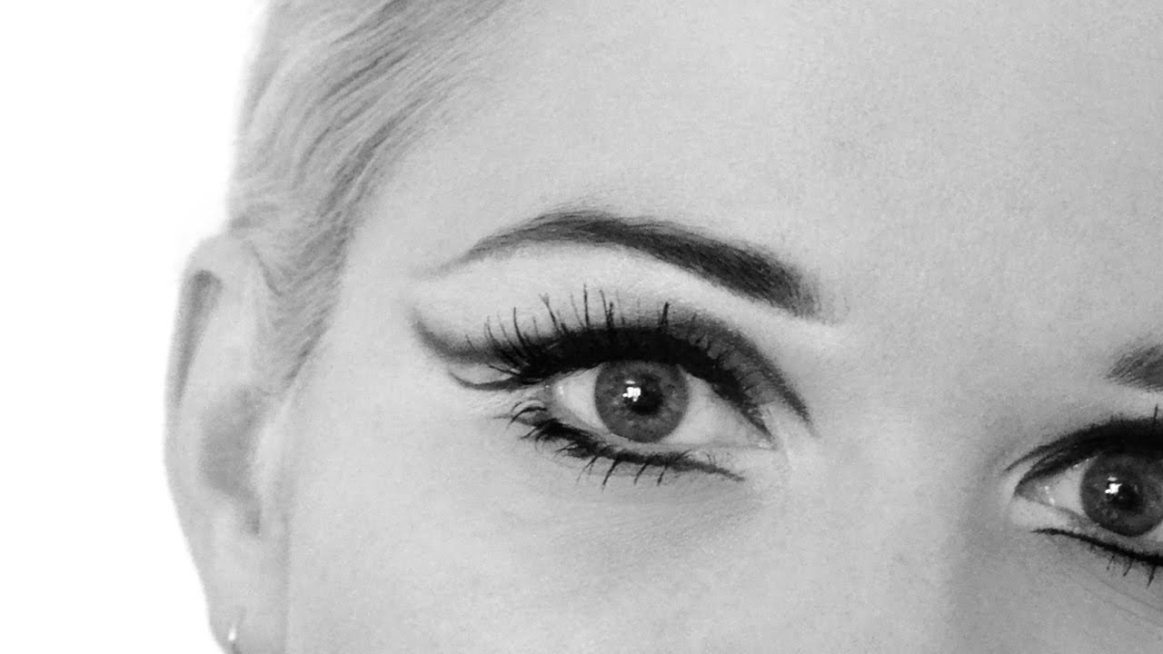 Blondes Iconic Makeup Edie Sedgwick 60s Look Youtube
