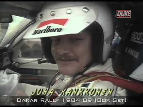 Dakar Rally 1984-89 Box Set