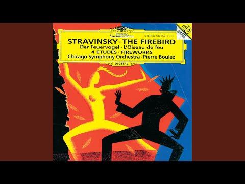 Stravinsky: The Firebird (L'oiseau de feu) - Ballet (1910) - Ivan Tsarevich Captures The Firebird from YouTube · Duration:  53 seconds