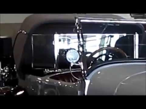 Rudolph Valentino's 1923 Voisin Automobile