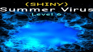🍀 SHINY SUMMER VIRUS OP 2X LUCK EVENT 🍀 (#115 Roblox Bubble Gum Simulator)