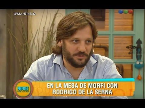 En la mesa con Rodrigo de la Serna - Morfi
