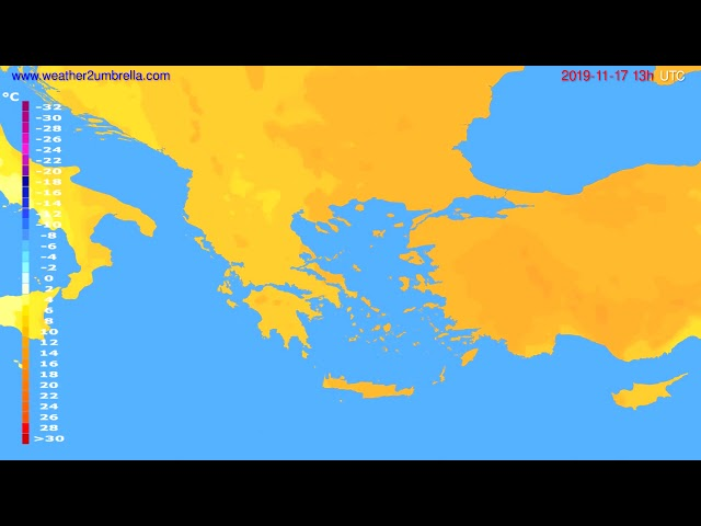 <span class='as_h2'><a href='https://webtv.eklogika.gr/temperature-forecast-greece-modelrun-12h-utc-2019-11-15' target='_blank' title='Temperature forecast Greece // modelrun: 12h UTC 2019-11-15'>Temperature forecast Greece // modelrun: 12h UTC 2019-11-15</a></span>