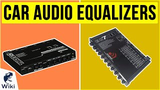 10 Best Car Audio Equalizers 2020