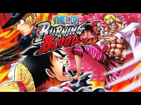 One Piece Burning Blood - Complete Story Mode Walkthrough  | ワンピース バーニングブラッド