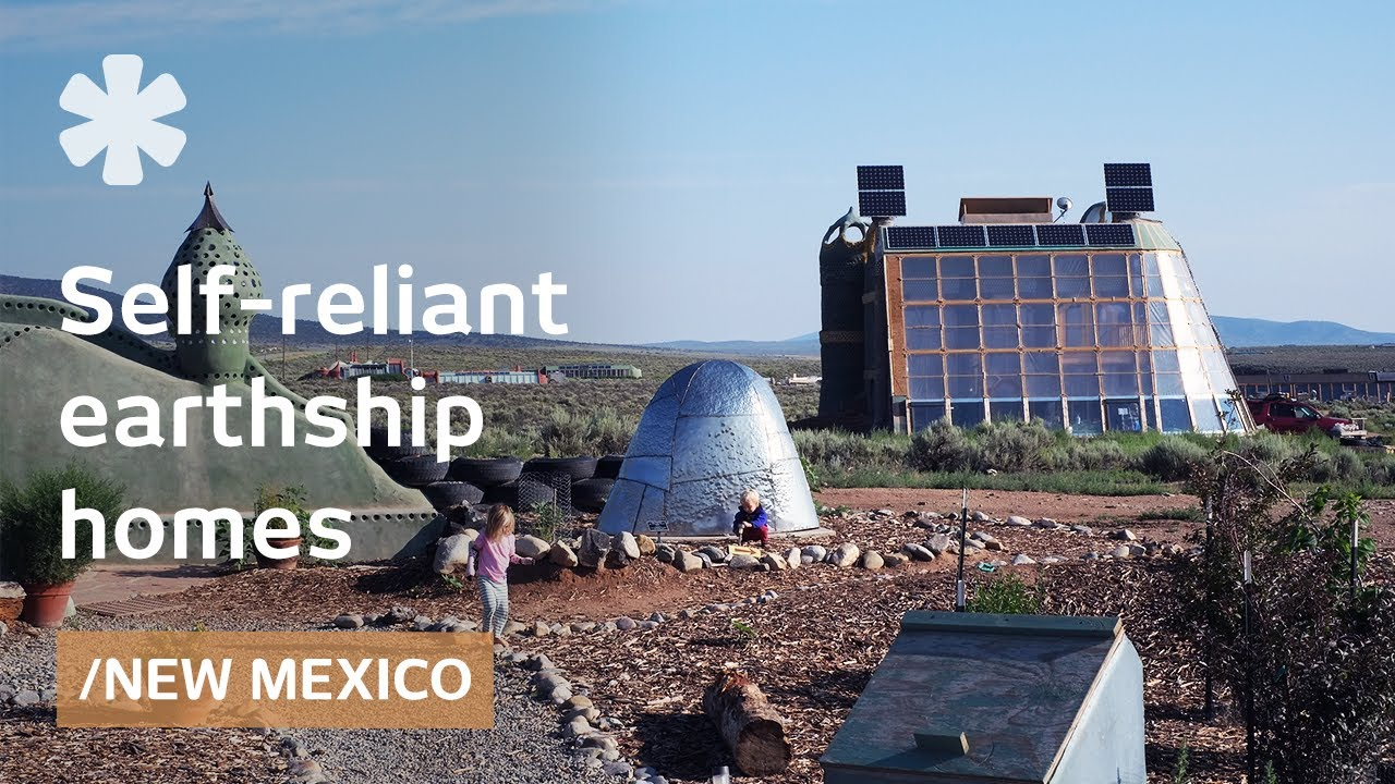 Self Sustaining Homes earthships: self-sustaining homes for a post-apocalyptic us? - youtube