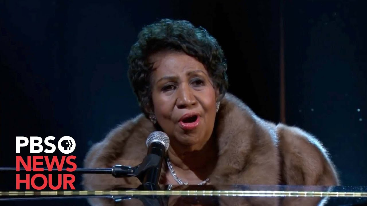 """Download Aretha Franklin sings """"(You Make Me Feel Like) A Natural Woman"""""""
