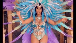 Gambar cover Nicki Minaj Thirst Trappin At Carnival 2020