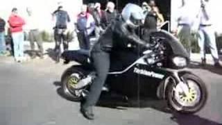 Y2K motorcycle