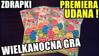 Zdrapki Lotto - Wielkanocna Gra PREMIERA UDANA !!!
