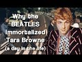 The Beatles, The Rolling Stones, and Tara Browne- A Day In The Life