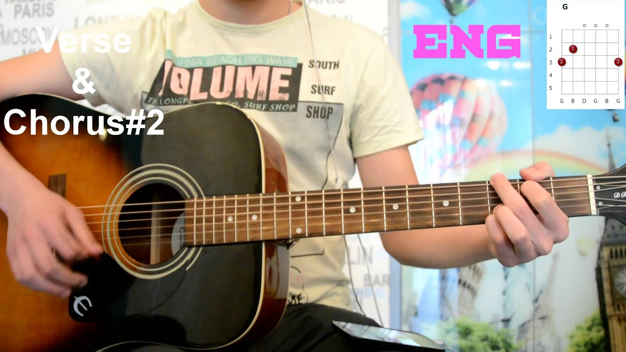 Eaglee Eye Cherry Falling In Love Again Guitar Lesson How To Play