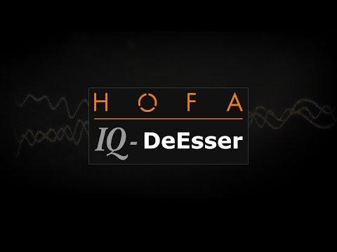 HOFA IQ-DeEsser [English]