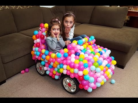 Thumbnail: Emily's Magic Ball Car / Bad Baby transform Balls
