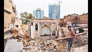 В Китае уничтожают мечети