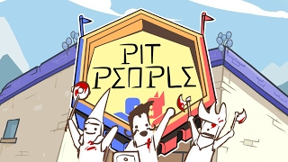 Pit People - Main Story Cutscenes No Commentary