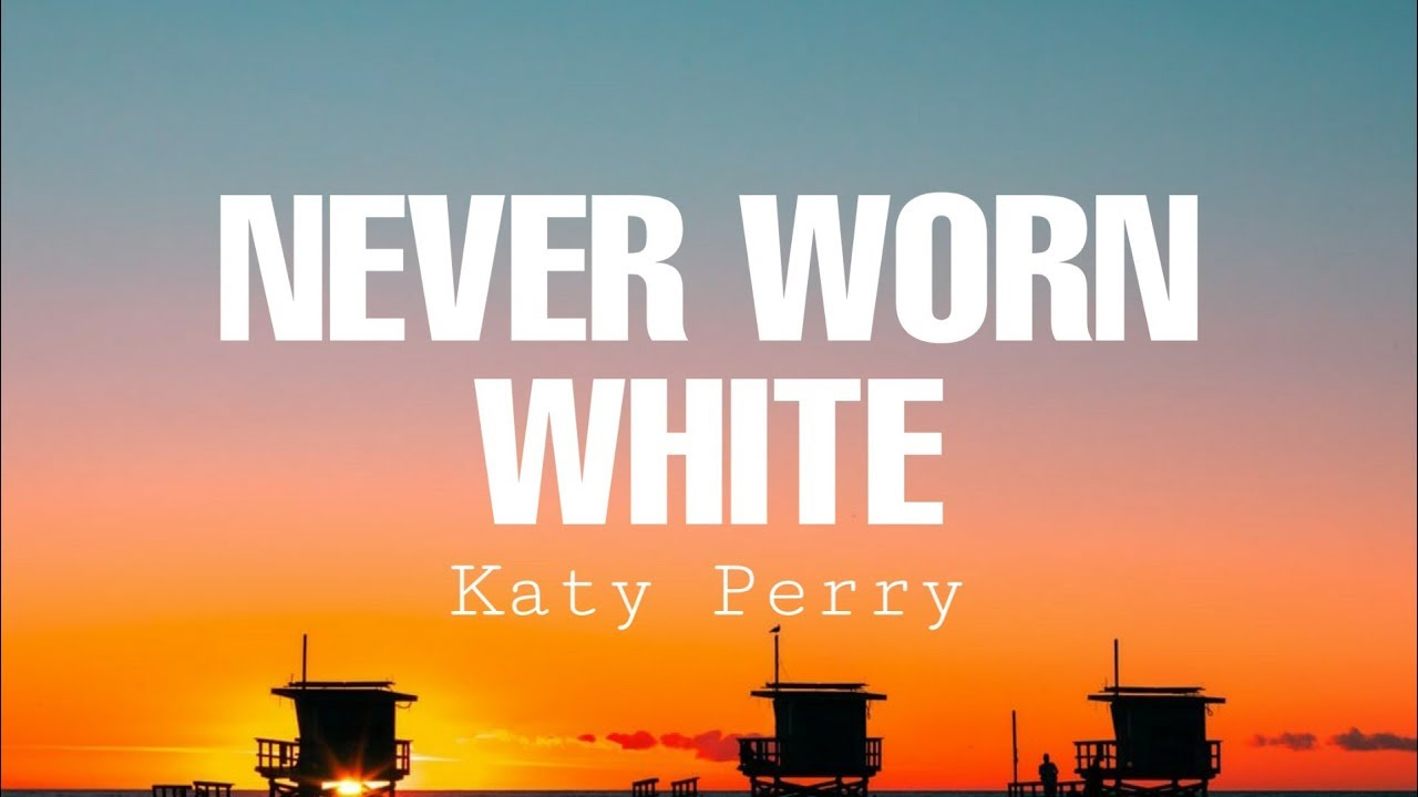 Katy Perry Never Worn White 8d Audio Youtube