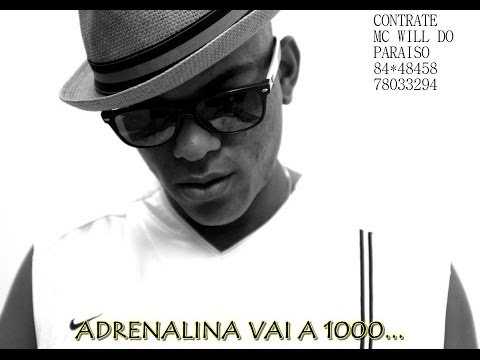 musica mc will do paraiso adrenalina
