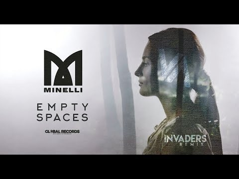 Minelli - Empty Spaces   INVADERS Remix