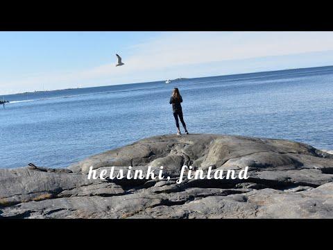 Helsinki, Finland Travel Vlog!!