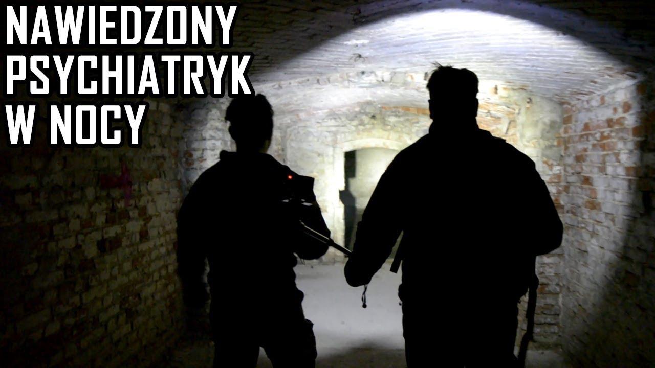 Nawiedzony szpital psychiatryczny w Owińskach – Urbex History
