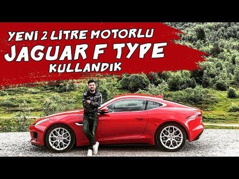 Doğan Kabak | Yeni 2 Litre Motorlu Jaguar F-Type Kullandık!