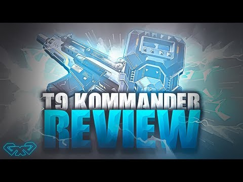 SPIKE And AEST-X84 REVIEW (PRESTIGE SMART WEAPON KOMMANDER T9) - Modern Combat 5