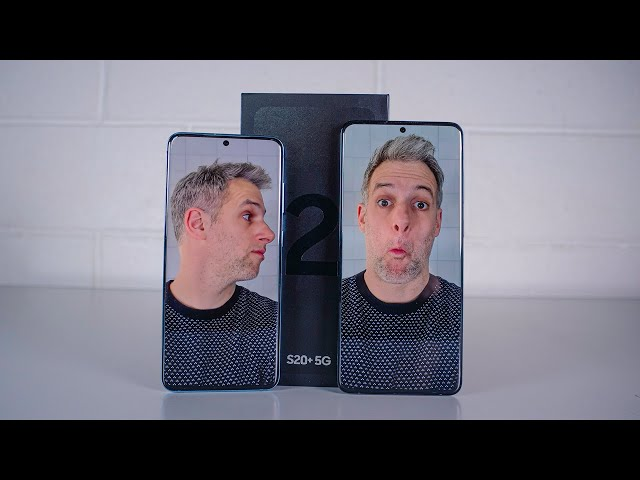 Samsung Galaxy S20 VS Galaxy S20+ - Quel est LE BON CHOIX ?