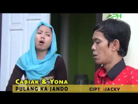 Cabiak Feat Yona - PULANG KAJANDO -  Official Music Video - APH