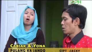 CABIAK PULANG KAJANDO - Cabiak Feat Yona -