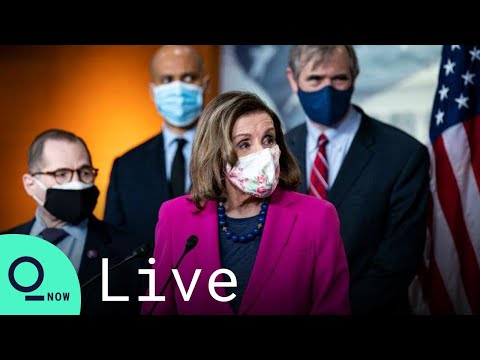 LIVE: Pelosi and House Democrats Hold News Conference in Washington, D.C.