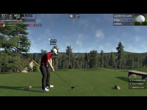 Live - Augusta National - The Masters - The Golf Club