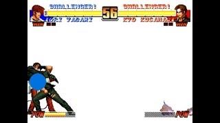 [TAS] Kyo VS Iori (KoF '96)