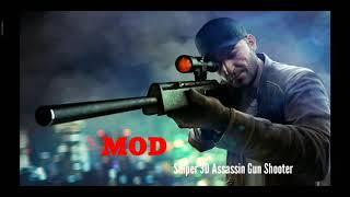 Sniper 3D Assassin Gun Shooter (MOD, Unlimited Coins) 3.1.1.