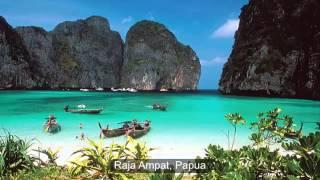 Unik - 7 Wisata Indonesia Yang Mendunia
