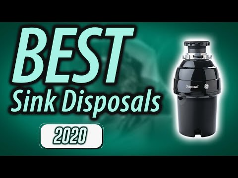 🆒 TOP 5: Best Sink Disposals