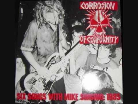 c.o.c. - 6 songs with mike singing 1985
