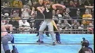 Francine vs Jason ECW