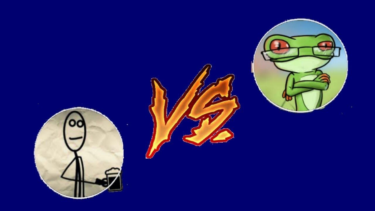 La povesti cu Jimmy VS Jimmy Hex - Shadow Fight 2